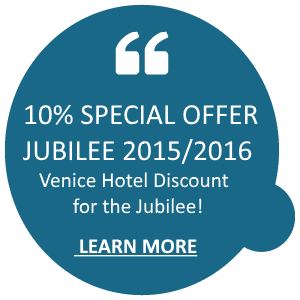 Special Offer for the Jubilee - Albergo Marin Venice